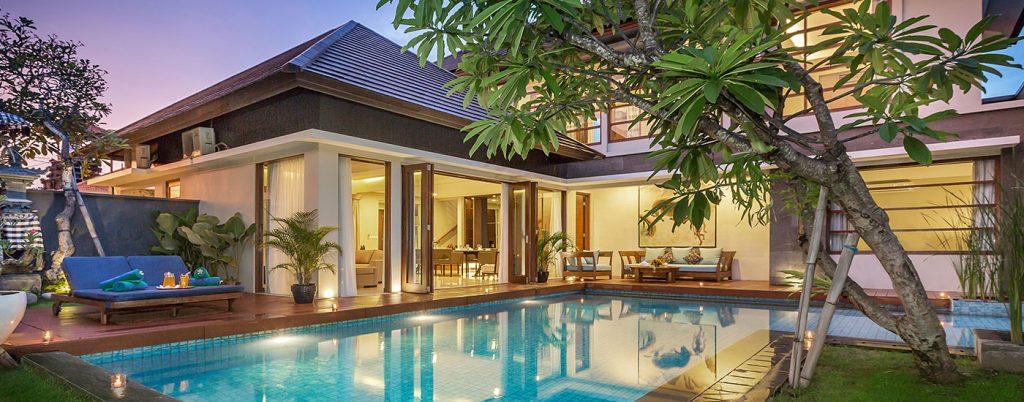 Entrada Seminyak Villas Seminyak Luxury Peaceful Private Villa Seminyak 3 Bedrooms Villa