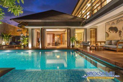 Villa Entrada1 Pool Area-9564 - Exclusive Managed by Nagisa Bali